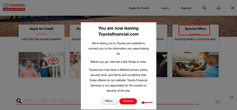 Toyota Financial _ Toyota Financial