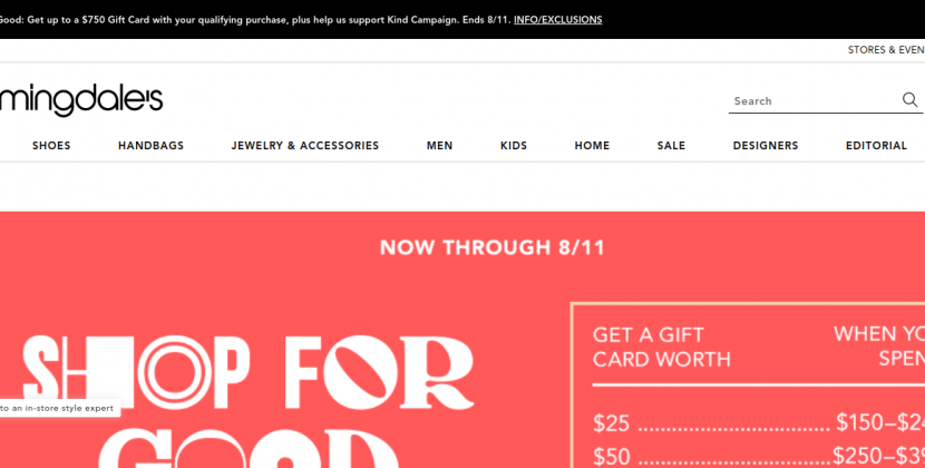 How To Pay Bloomingdale's Credit Card Bill Online