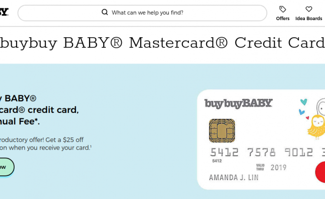 www.buybuybaby.com/store/creditcard – BuyBuy Baby Credit Card Bill Payment Process