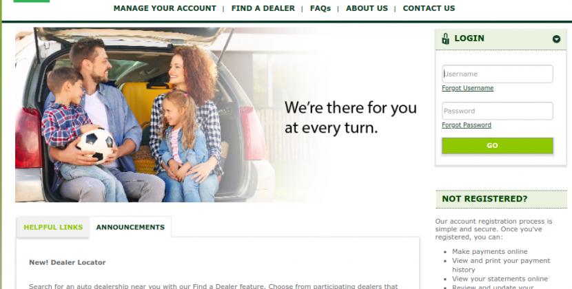 www.tdautofinance.com – Pay Your TD Auto Finance Loan Online