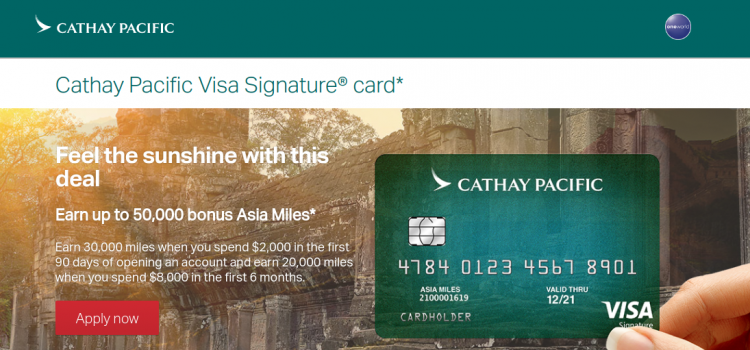 us.cathaypacific.com/offers/credit-card – Pay Your Cathay Pacific Credit Card Bill Online