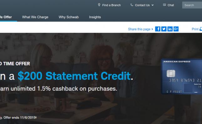 www.schwab.com – Charles Schwab Platinum Credit Card Bill Payment Guide