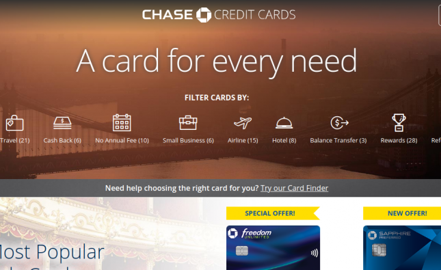chase com southwest pay bill online