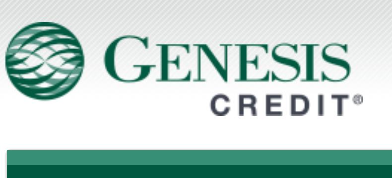 genesis fs card